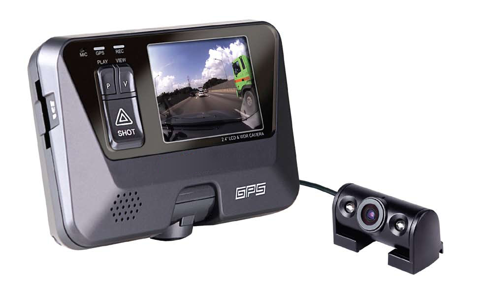 GPS In Vehicle Camera DVR Systems