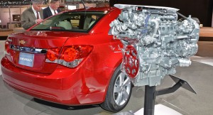 diesel engine chevy cruze