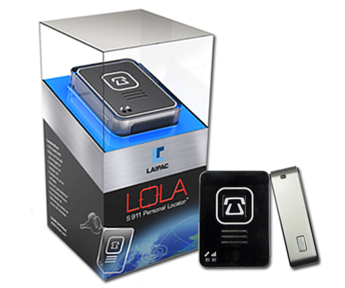 S-911 Lola GPS Kid Tracking Device